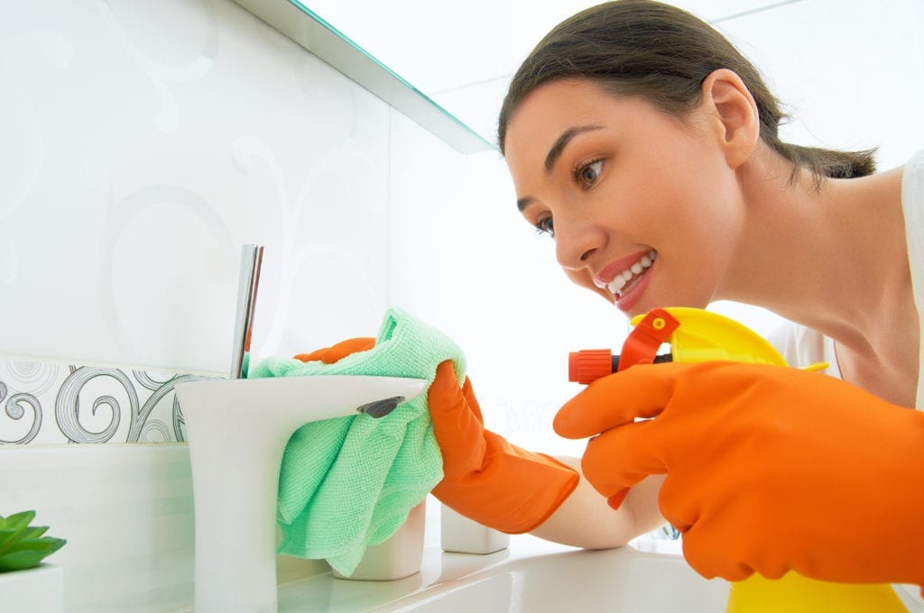 Cleaning Services - house odors